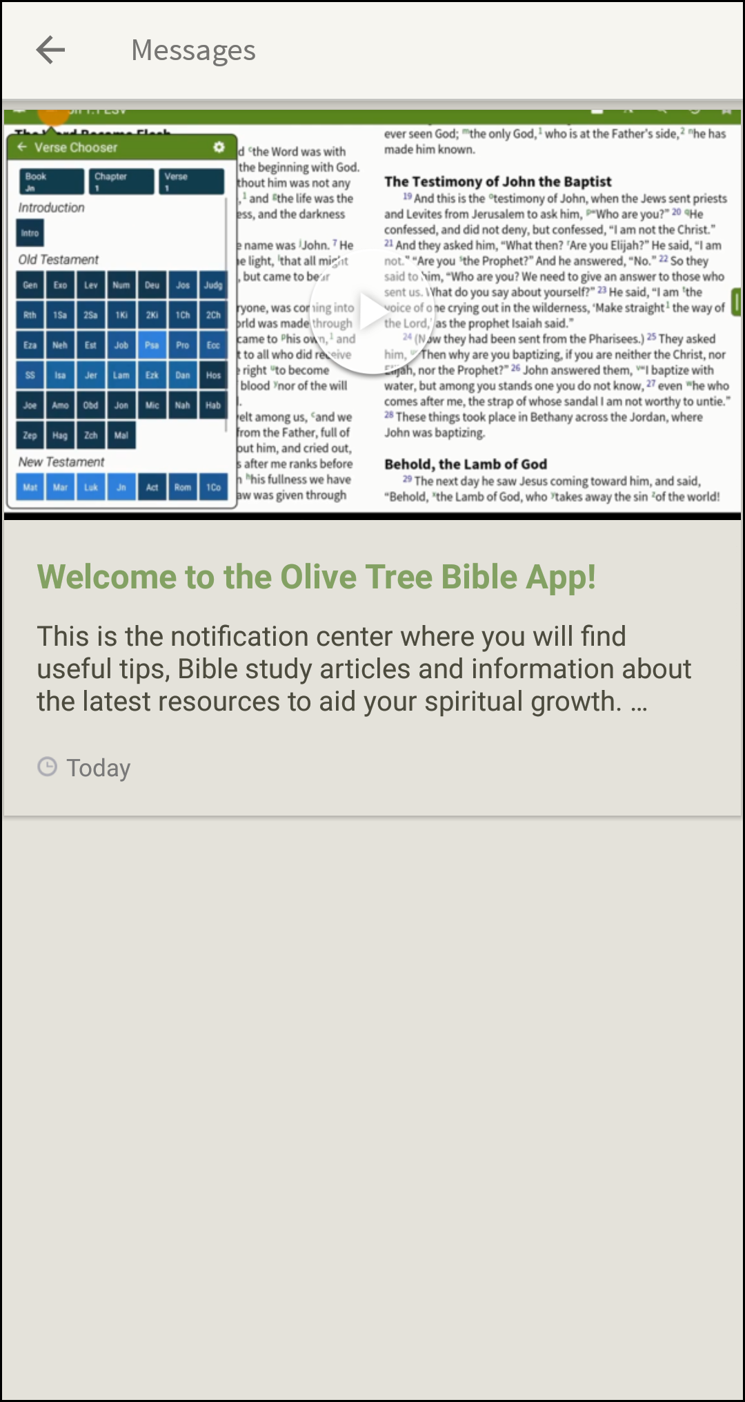 7 0 Android Phone - Messages/Notifications – Olive Tree